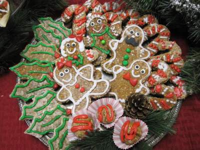 Homemade Horse Treats Sugar Cookies